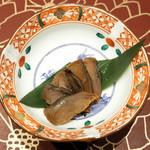 地方の肴とおもてなし 「庵」 - サバへしこ