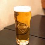 しんぽ - 生ビール