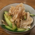 沖縄料理 なんくるないさ - ミミガー