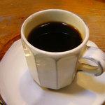 たぶの木 - コーヒー(ブラジルのフレンチロースト)