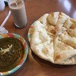インドカレー ツルシ - 料理写真:
