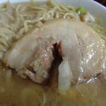 ラーメン二郎 - 最強旨豚