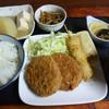 浜ちゃん - 料理写真:日替わりランチ(600円)
