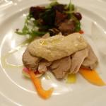 ピッツェリア・サバティーニ - 豚肉のローストツナとアンチョビのトンナータソース