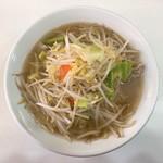 餃子舗  三久 - 料理写真:野菜いっぱいタンメン