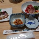 きぶし - 料理写真:こんなスタートです!