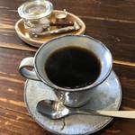 Coffee fukubako - ホットコーヒー(ランチセット)