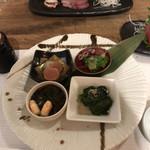 お食事と酒 本郷 - 料理写真:
