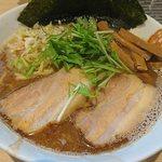 麺処つむじ - 料理写真:特製らーめん(1000円)ただし味玉なし