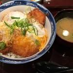 丼丼亭 - カツ丼(580円)