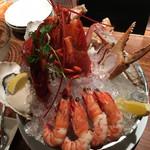 Crab House Eni - サンプラープレート