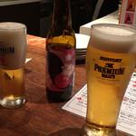 クラブハウスエニ - モルツと桜のビール