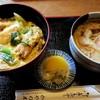 かやの木 - 料理写真:かつ丼+ミニうどんセット