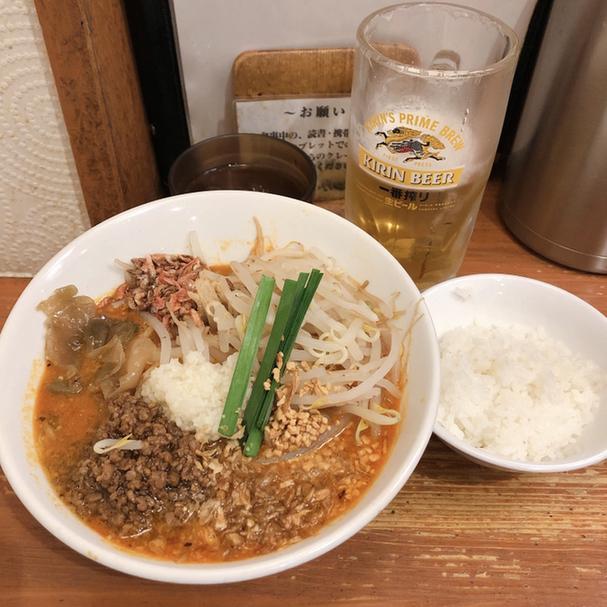 担々麺 ほおずき>