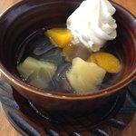 アーペ和茶カフェ - デザート