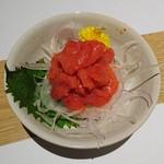 らんまる - 料理写真:おつまみ明太子(400円+税)