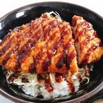 モンタニュ - 料理写真:ソースカツ丼