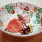 新ばし 星野 - 料理写真: