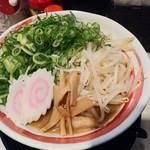 作ノ作 - 金の味噌とんこつ、もやしネギ増