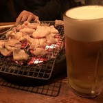 とんちゃんニッパチ  - 料理写真: