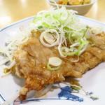 テンホウ - 肉揚げ