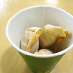 テンホウ - アップル餃子