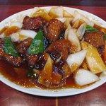 レストラン・ドウ・花井 - 酢豚