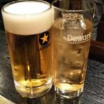 祭ばやし - 生ビール&ハイボール