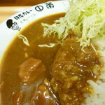 中栄 - ビーフカレー