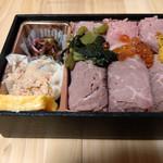 吉田屋 - 料理写真:ローストビーフ寿司~☆