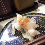 はま寿司 - ガリも立派なおかず♪
