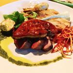 Spice&Dining KALA - ☆鴨のソテー ミントソース様
