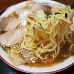 豚児 - 麺アップ