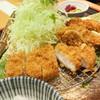 花むら - 料理写真:かき薩摩ロースかつ定食