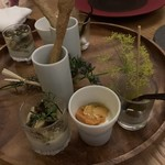 el Bau Decoration - 前菜
