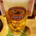でこやTHE 関西 - ビール