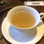 ウッドストック - 付け合わせのスープ