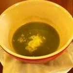 パニーノ・ジュスト - スープ