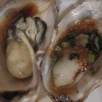 10473367 - 焼き牡蠣(仙台味噌、かきしょうゆ・バターガーリック)