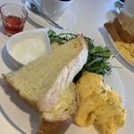 自然の里レストラン - 料理写真:スペシャルモーニング♡¥650(税込)