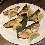 炉ばた 一 - 焼魚
