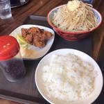 ラーメンビリー - ラーメン定食 ¥880