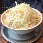 ラーメンビリー - 塩ラーメン ¥830 ヤサイマシ
