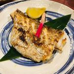 ろく - 太刀魚の塩焼き