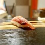 104740408 - [2019/03]寿司⑤ ぶりの漬け 梅ペースト