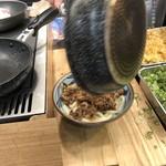 丸亀製麺 - ほい、完成〜♪