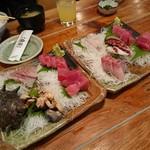 魚寅食堂 - これで2,700円