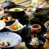 下関 春帆楼 - 料理写真:<昼食限定>ふぐ会席