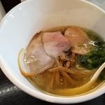 麺屋 號tetu - 魚介だしの塩soba