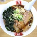 昇龍 - 醤油ラーメン_750円